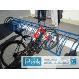 Велопарковка для Газпрома