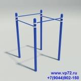 Тренажер №1-Турник(квадрат)